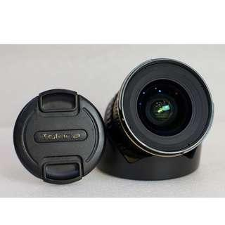 Tokina 12-24mm F.4 IF DX For Canon