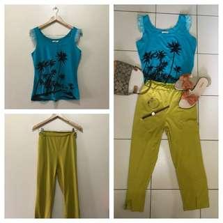 Top and Bottom Trouser (Set)