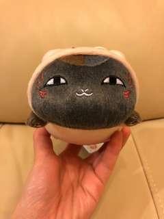 夏目友人帳 貓咪老師 黑貓