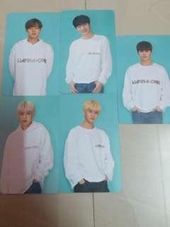 Wanna One Season Greeting Photocard