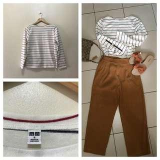 Uniqlo Top and Trouser (Set)