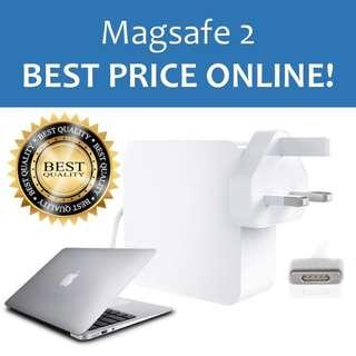 Macbook Charger - Magsafe2 for Macbook Air & Pro