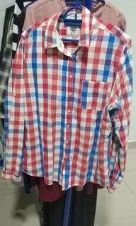 Assorted shirt & blouse