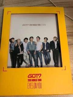 {💚WTS} GOT7 2018 EOY WORLD TOUR photobook