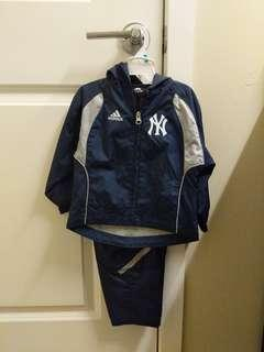 Adidas Yankees Jacket & Pants Set