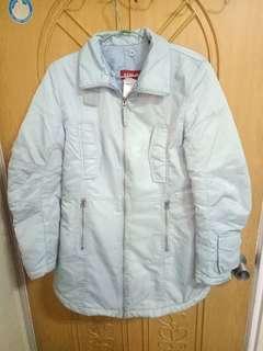 🚚 防風保暖外套(天藍色)#衣櫃大掃除