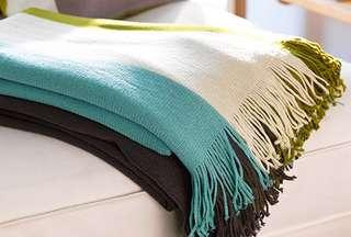 Ikea Malin Band Blanket