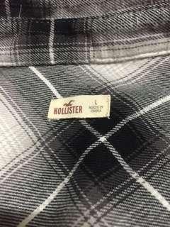 🚚 Hollister長版襯衫L#衣櫃大掃除