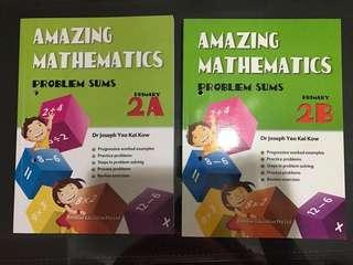 Amazing Mathematics 2A and 2N - Frontier