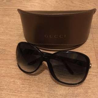 Gucci 太陽眼鏡 sunglasses shade