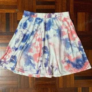 Cotton On Galaxy Skater Skirt