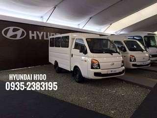 Hyundai h100 138k