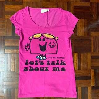 Miss Chatterbox Tee