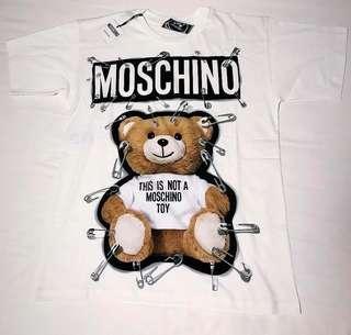 Moschino safetypin shirt