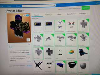 roblox account for robux | Bulletin Board | Carousell Singapore