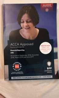Latest*Acca f7 Financial Reporting (FR) practice & revision kit 18/19