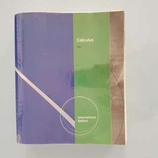 Calculus textbook (International Edition)