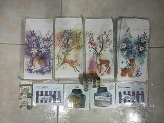 WTS stationery instocks!!