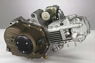 Enjin GT128