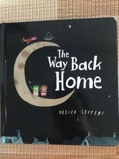 BN The Way Back Home (Board book)