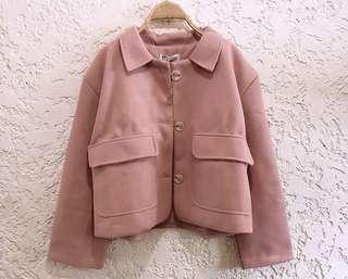 Korea Pinge wool jacket