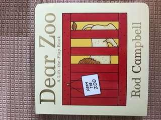 BN Dear Zoo (Board Book)