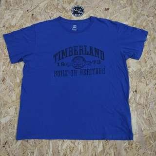 Timberland Blue Tshirt Original