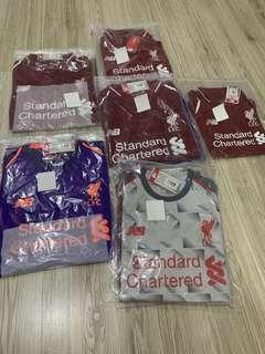🔥 CNY SALE 🔥 LIVERPOOL JERSEY 18/19 LIVERPOOL HOME JERSEY LIVERPOOL HOME KIT LIVERPOOL AWAY LIT LIVERPOOL 3RD KIT LIVERPOOL GREY JERSEY