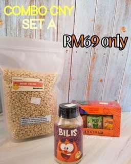 Combo CNY izliyah Kitchen