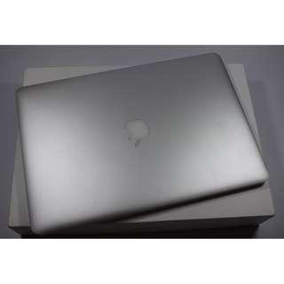 "(256gb/16gb/I7)15"" MacBook Pro 2015 retina"
