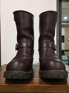 🚚 WESCO BOSS ENGINEER BOOTS
