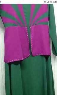Leyana rahaman butik kl jubah 😍