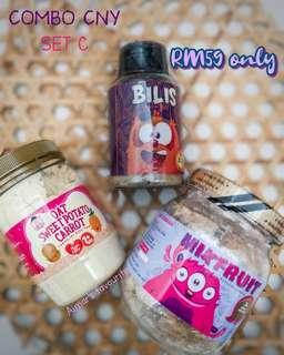 Combo🔥 CNY izliyah Kitchen babyfood SET C