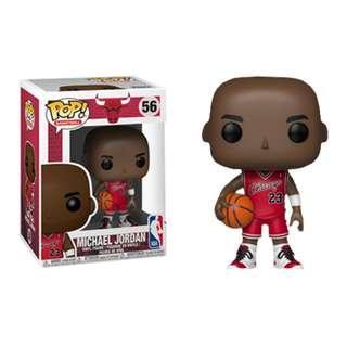 Funko Pop - NBA Basketball - Michael Jordan Chicago Bulls Rookie Uniform