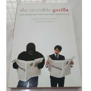 The Invisible Gorilla: And Other Ways Our Intuitions Deceive Us (By Christopher Chabris, Daniel Simons)
