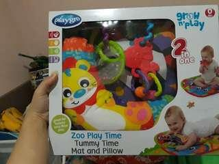 Playgro zoo play time - NEW