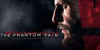 METAL GEAR SOLID V: THE PHANTOM PAIN 潛龍諜影5 幻痛 序號 PC正版 原價1050