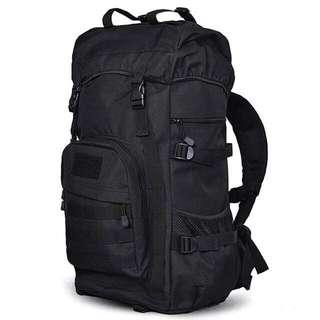 55L Desert Storm AttiIa Travel Backpack Haversack - New!