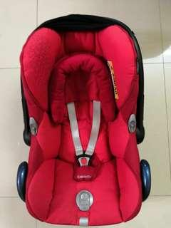 Quinny Zapp Xtra2 Car Seat/Stroller