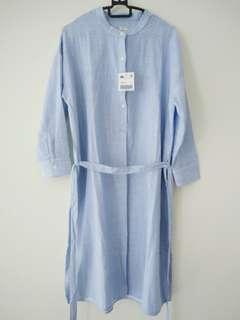 Giordano dress/long blouse