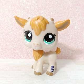 Littlest Pet Shop lps billy goat