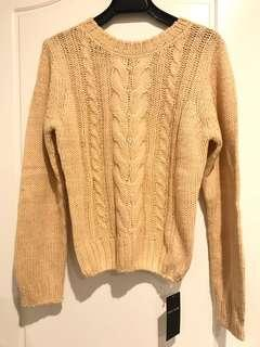 Cecil McBee knit sweater