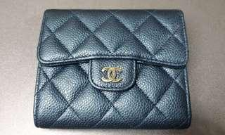 #25 Chanel Classic Flap Wallet