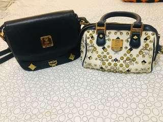 MCM Authentic sling bags on sale !!