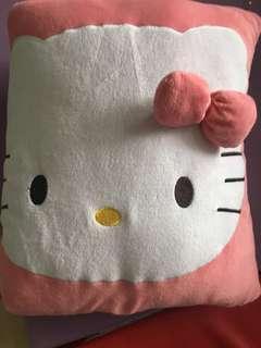 Hello Kitty Cushion(可變被子)