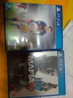 PS4 game 自行出價或換game