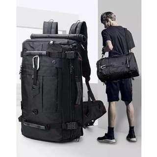 50L/ 60L Partisan Travel Backpack/ Haversack/ Bag - New