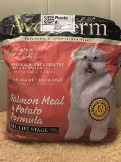 Avoderm Salmon Meal & Potato Formula 10.89kg pack