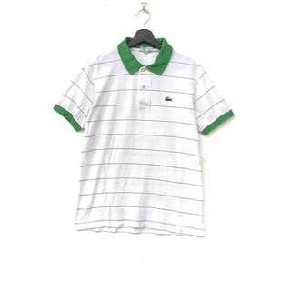 LACOSTE RINGER POLO TEE