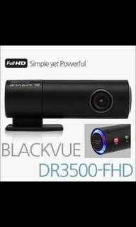 Blackvue DR3500-FHD with Power Magic Pro for Sale